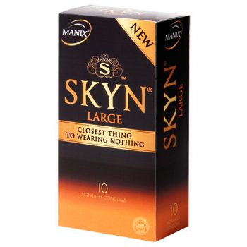 Manix SKYN Large Condooms - 10 stuks