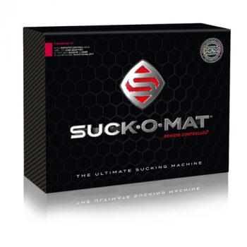 Suck-O-Mat Masturbator Met Afstandsbediening