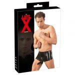 Latex Boxer Met Sleeve