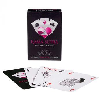 Kama Sutra Speelkaarten