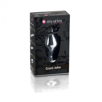 Giant John - Mystim E-Stim Buttplug