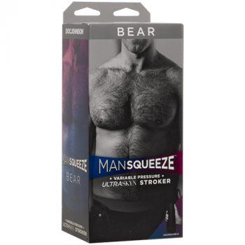 Main Squeeze Bear Ass