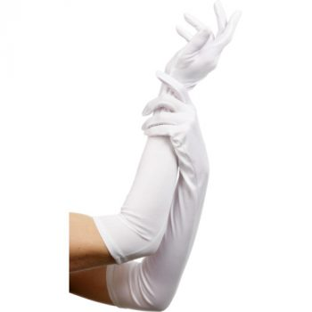 Lange Handschoenen - Wit