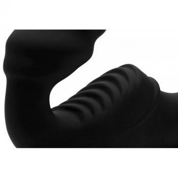 Pro Rider Strapless Strap-on Vibrator - Zwart