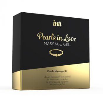 Pearls In Love Massage/Masturbatie Set