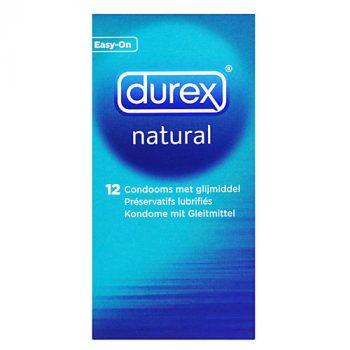 Condooms Durex Classic Natural 12st