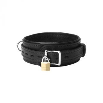 Premium Leren Halsband