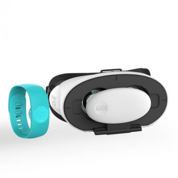 VR Pleasure Experience Set Lite - Turquoise