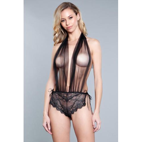 Alessandra Body - Zwart