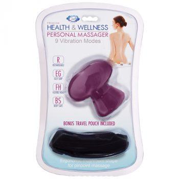 Mushroom Massager - Paars