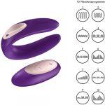 Satisfyer Partner Toy Plus - Remote Koppel Vibrator