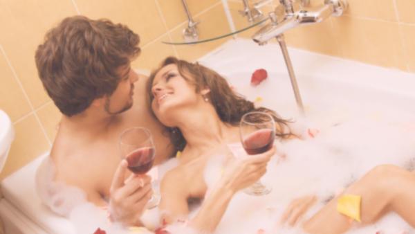 Waterdichte vibrator voor bijvoorbeeld in bad