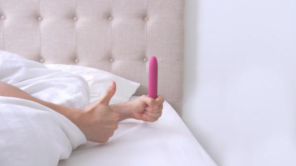 Vibrator in bed met je partner