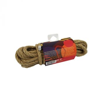 100% Natural Hemp Bondage Touw - 10 Meter