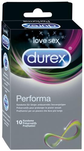 Durex Performa Condooms - 10 st.