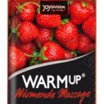 Warm-Up Massage Olie - Aardbei