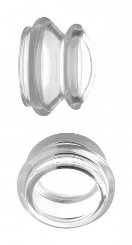Clear Plungers Tepelzuigers - Small