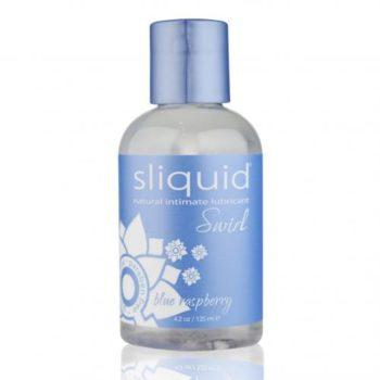 Sliquid Naturals Vegan Glijmiddel - Blauwe Bes