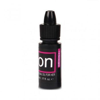On™ For Her Arousal Oil Original - 5 ML.