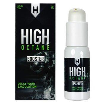 High Octane Booster Ejact Orgasme Vertragende Gel