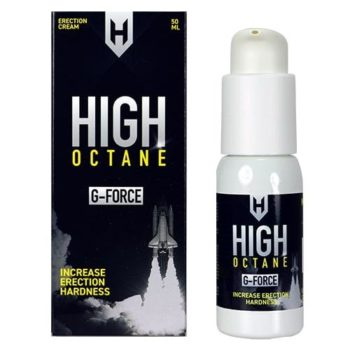 High Octane G-Force Erectie Stimulerende Crème