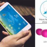 Perifit - Bekkenbodem Trainer App Controlled - Roze