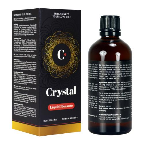 Crystal - Liquid Pleasure Unisex - 100 ml