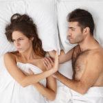 Stelletjes met sex frustraties