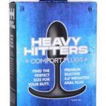 Heavy Hitters Verzwaarde Anaal Plug - Small