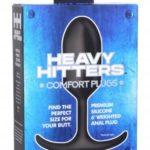 Heavy Hitters Verzwaarde Anaal Plug - Large