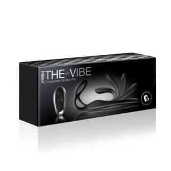 The-Vibe Prostaat Vibrator Met Afstandsbediening