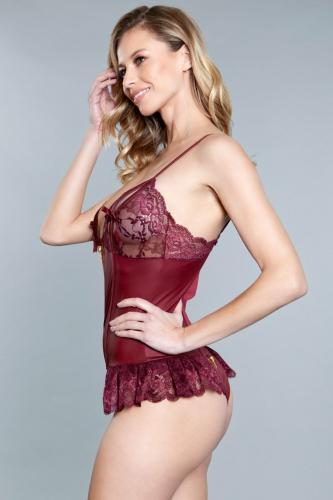 Beatrix Sexy Body - Rood