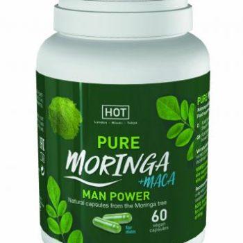 HOT BIO - Moringa Man Power Capsules - 60 St.