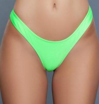 Reese Sexy Bikini Broekje - Groen