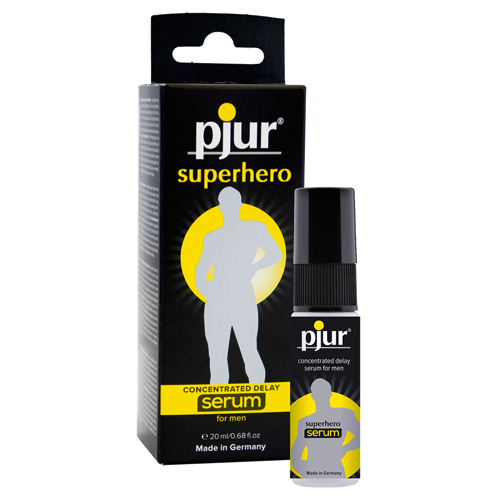 Pjur Superhero Delay Serum - 20 ml