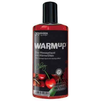 Warm-Up Massage Olie - Kers
