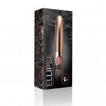 Ellipse - Mini Bullet Vibrator - Dusk Pink