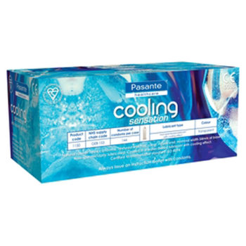 Pasante Cooling Sensation Condooms - 144 stuks