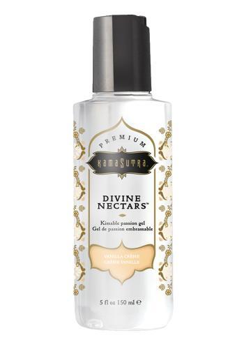 Divine Nectare Likbare Massageolie - Vanille
