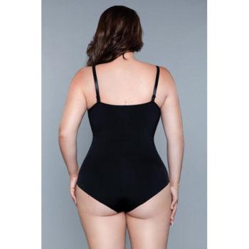 What Waist Corrigerende Body - Zwart