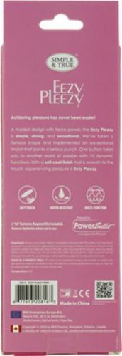 Eezy Pleezy Bullet Vibrator - Roze