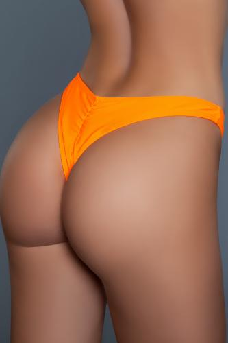 Reese Sexy Bikini Broekje - Oranje