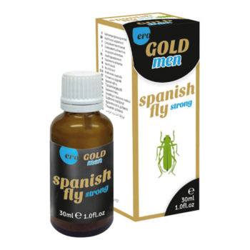 Spanish Fly Mannen - Gold strong 30 ml
