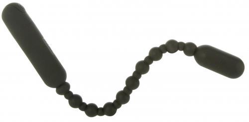 Booty Beads Vibrerende Anaal Kralen - Zwart