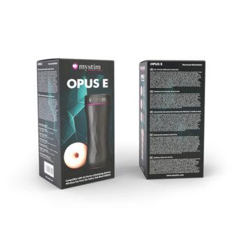 Mystim - Opus E-Masturbator - Donut