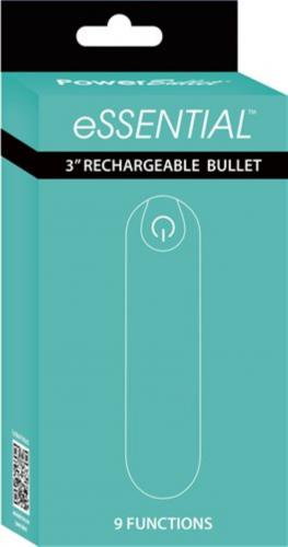 Essential Bullet Vibrator - Turquoise