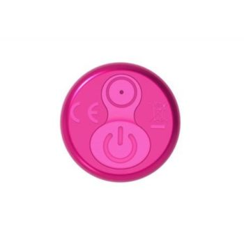 Naughty Nubbies Vinger Vibrator - Roze