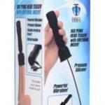 Penis Dilator Met Vibrerende Eikelstimulator