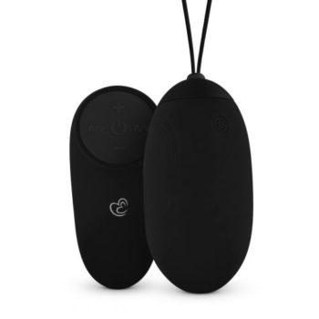 XL Vibratie-Ei Met Afstandsbediening - Zwart