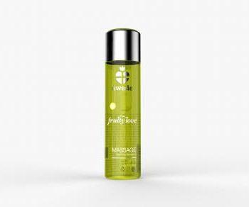 Swede - Massage Olie Vanille/Nashipeer - 60 ml